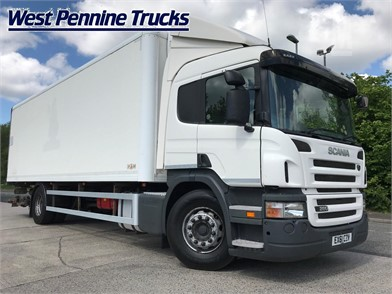 SCANIA Refrigerated Trucks For Sale - 94 Listings | MarketBook bz