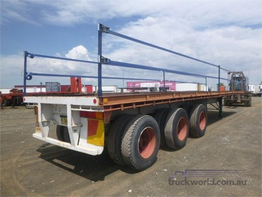 1986 Haulmark Flat Top Trailer Trailers for Sale
