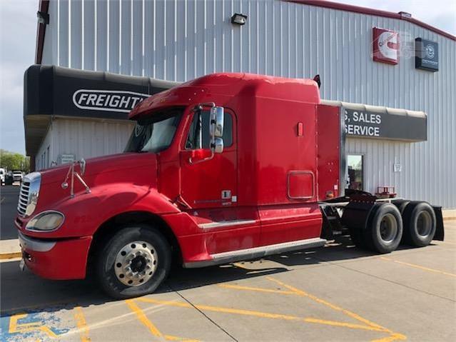 Freightliner Columbus Ne >> 2006 Freightliner Columbia 120 For Sale In Columbus Nebraska