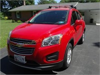 Online-Only Keedysville Chevy Trax