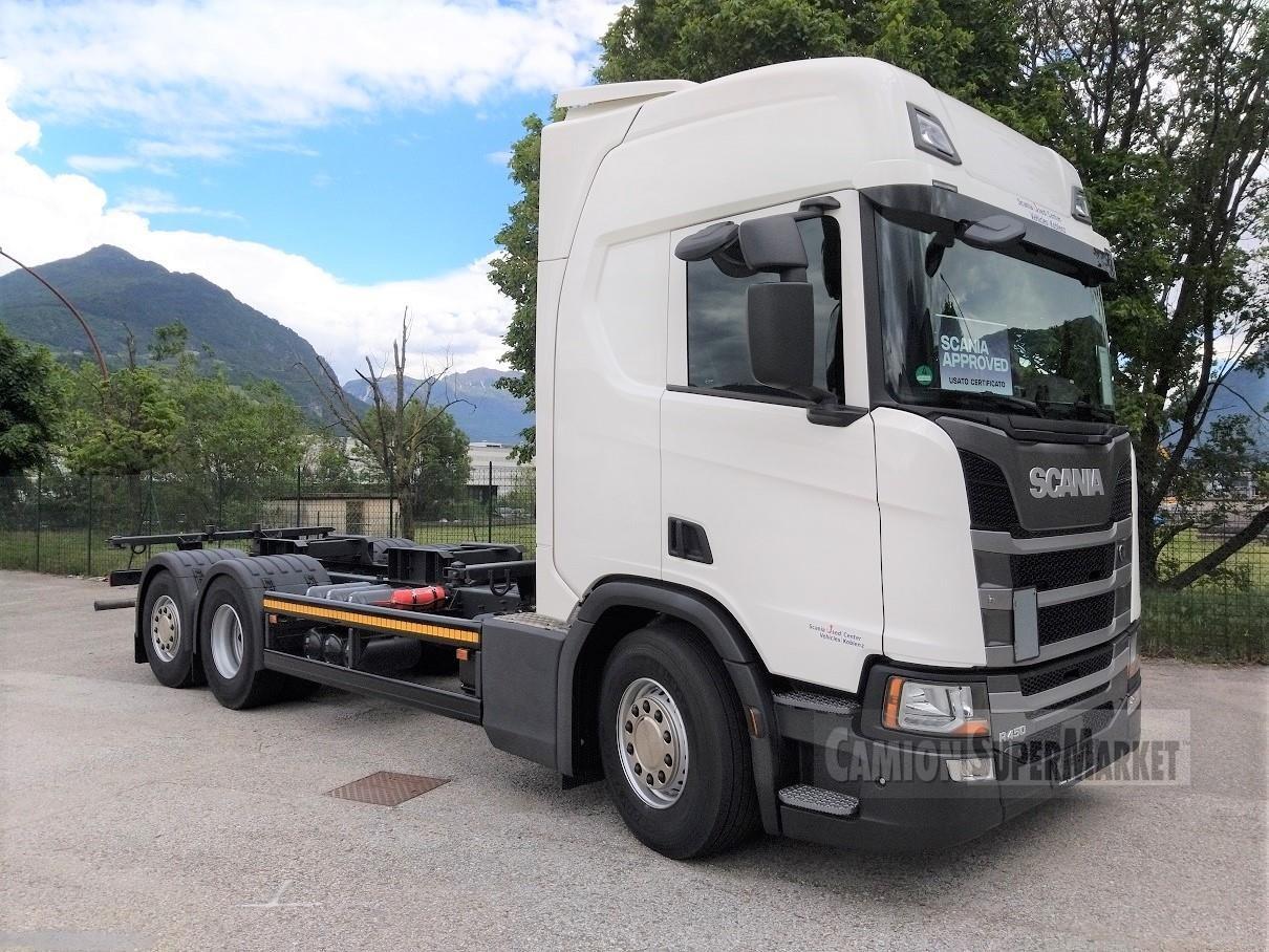 Scania R450 used