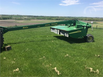 JOHN DEERE Mower Conditioners/Windrowers Auction Results - 290