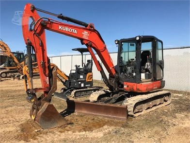 KUBOTA KX057-4 For Sale - 83 Listings | MachineryTrader com - Page 1