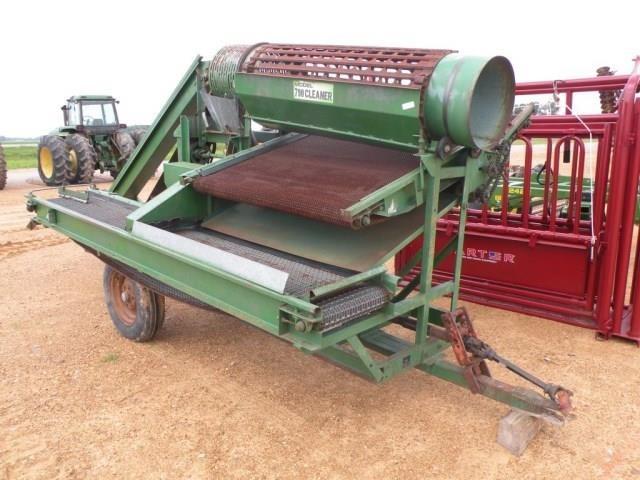 Lockwood Model 790 Pecan Cleaner | Witcher Auctions, LLC