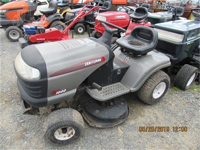 Craftsman Lt1000 For Sale 4 Listings Tractorhouse Com >> Craftsman Lt1000 Auction Results 36 Listings Tractorhouse Com