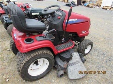 Riding Lawn Mowers Online Auction Results - 5914 Listings