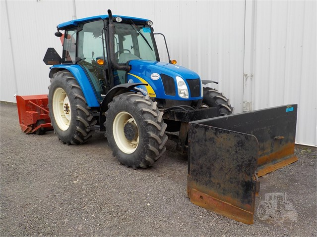 2008 NEW HOLLAND T5050 For Sale In Joliette, Quebec Canada | www