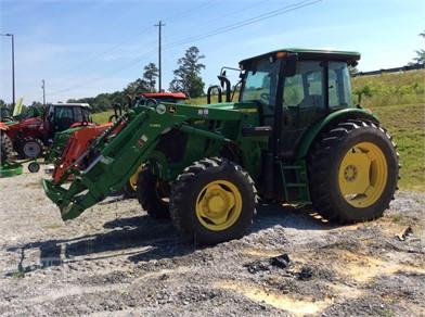 Used JOHN DEERE 6115 For Sale - 145 Listings | Tractor House Deutschland