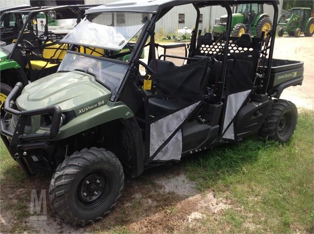 John Deere Gators For Sale >> 2017 John Deere Gator Xuv 590e S4 For Sale In Live Oak Florida
