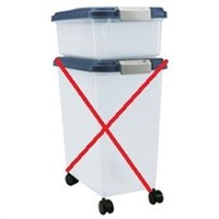 AIRTIGHT STORAGE CONTAINER-SMALL CONTAINER ONLY