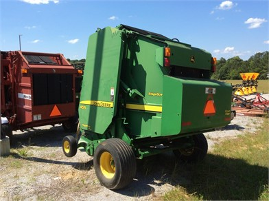 Round Balers For Sale In Georgia - 71 Listings | TractorHouse com