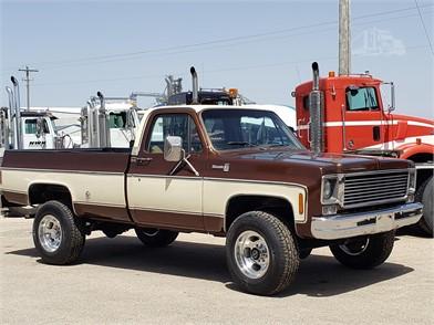 CHEVROLET K20 3/4 Ton For Sale - 1 Listings | TruckPaper com