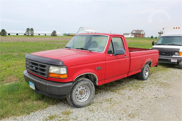 1996 FORD F150 at AuctionTime.com