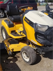 Cub Cadet Riding Lawn Mowers For Sale In Berlin, Wisconsin - 151