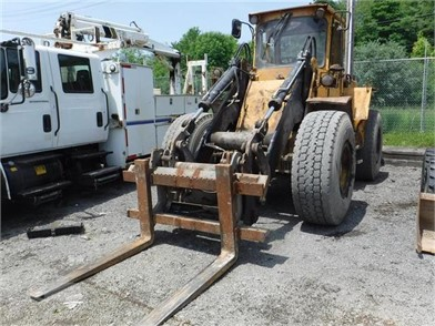 MICHIG 33214 FORK LOADER Auction Results - 1 Listings