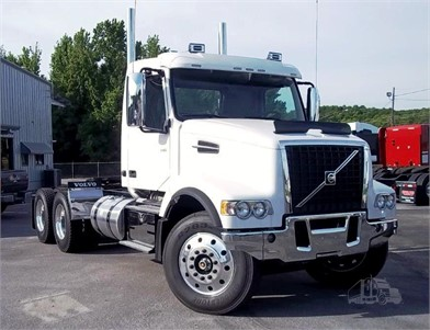 Volvo Vhd64ft300 Conventional Day Cab Trucks For Sale By