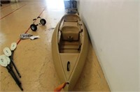 Ambush by Ocean Kayak w/ Accessories   HiBid Auctions