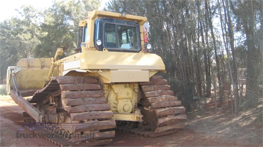 Caterpillar D6H - Truckworld.com.au - Heavy Machinery for Sale
