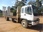 1997 Isuzu FTR 800 Table / Tray Top