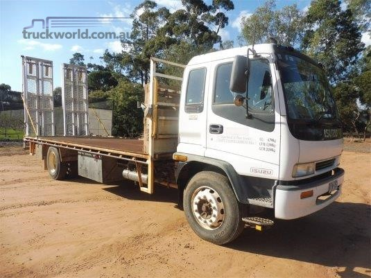 1997 Isuzu FTR 800 Raytone Trucks  - Trucks for Sale