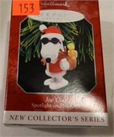 ONLINE ONLY - Hallmark Ornament Collection 6/15