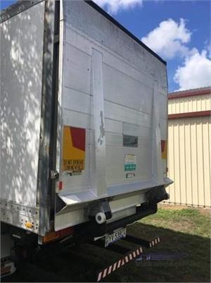 2001 Maxitrans Pantech - Truckworld.com.au - Trailers for Sale