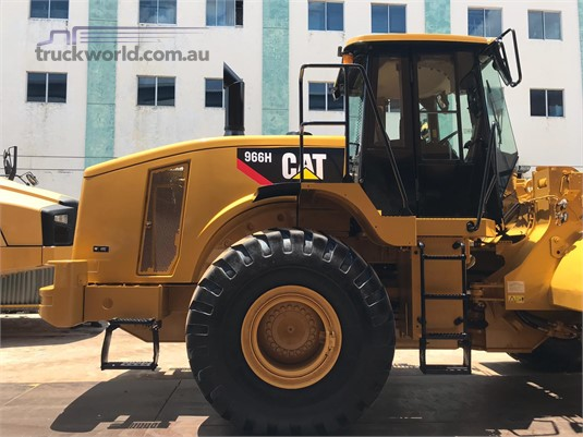 2007 Caterpillar 966H Delco Equipment Pty Ltd - Heavy Machinery for Sale