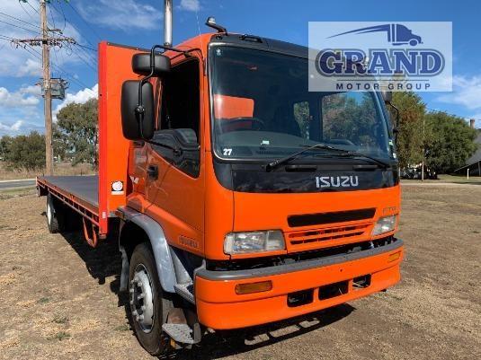 2005 Isuzu FTR 900 Grand Motor Group - Trucks for Sale