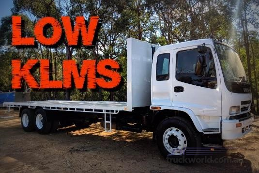 2002 Isuzu FVL1400 Southern Star Truck Centre Pty Ltd - Trucks for Sale