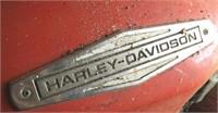 1965 Mustang Convertible, 1969 Harley Davidson Sportster