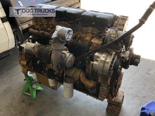 Caterpillar C15 9NZ Engine DOC Trucks - Parts & Accessories for Sale