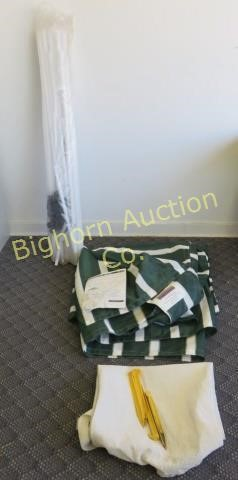 8ft x 8ft Enviroshade Canopy w/ Assembly | Bighorn Auction Co