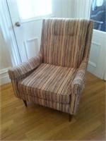 Groovy Mid-Century modern chair