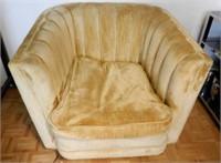 Art Deco chair (matching sofa)