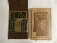 """Vintage """"Ve-Po-Ad"""" machine with original box and instructions"""