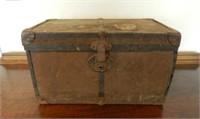 Small antique case