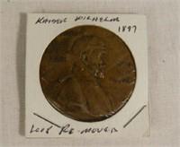 Coin Kaiser Wilhelm I., 1797 22 Maerz 1897