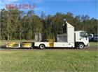 2011 Isuzu FRR 600 Premium Service Vehicle