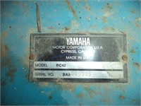 Yamaha RC-42 Terrapro Mower