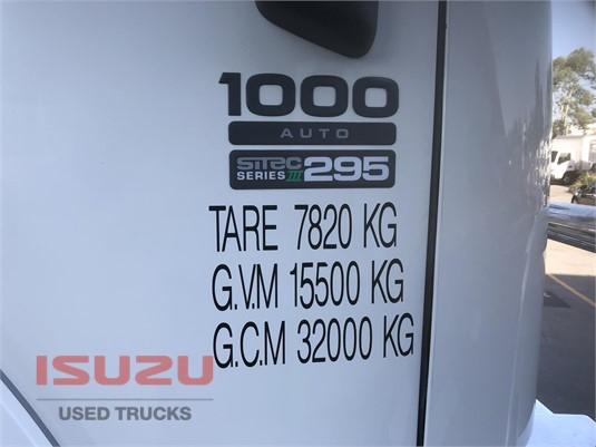 2012 Isuzu FVR Used Isuzu Trucks - Trucks for Sale