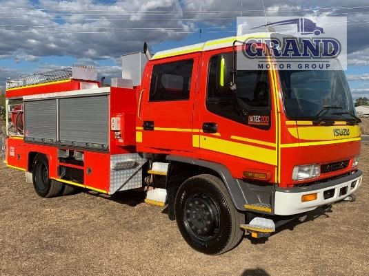 1999 Isuzu FTR 800 Dual Cab Grand Motor Group - Trucks for Sale