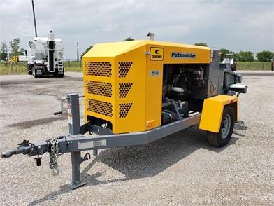 PUTZMEISTER Construction Equipment For Sale - 43 Listings