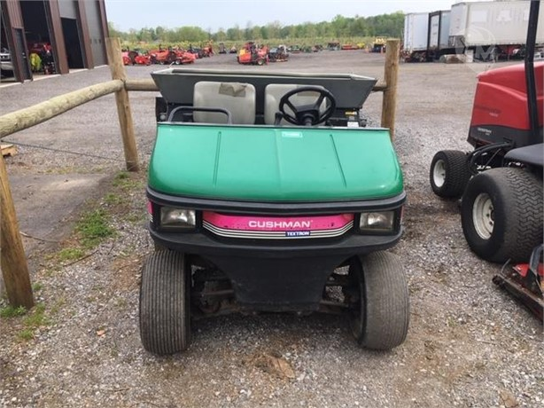 CUSHMAN Utility Vehicles For Sale - 25 Listings