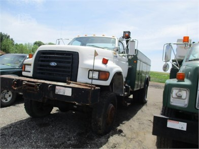 FORD F800 Trucks & Trailers For Sale - 213 Listings