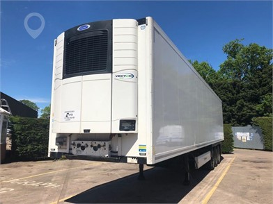 Used Refrigerated Trailers for sale in the United Kingdom