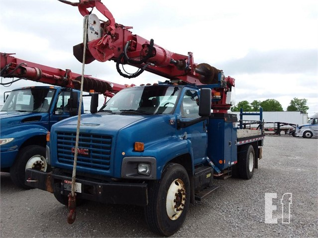 Lot # HD0049 - 2007 GMC TOPKICK C7500 For Sale In Fort Wayne, Indiana