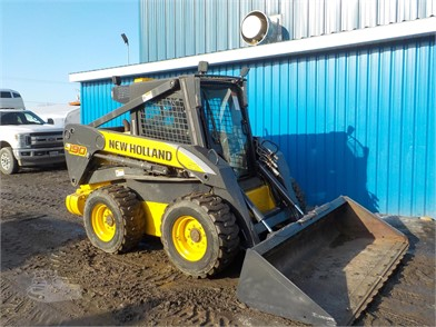 NEW HOLLAND L190 For Sale - 17 Listings | MachineryTrader