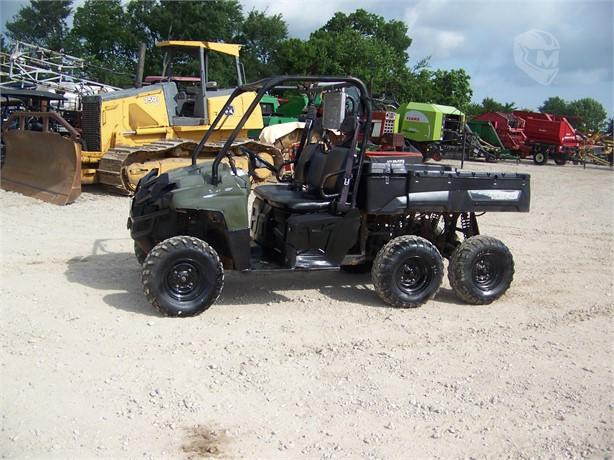 POLARIS RANGER 6X6 Utility Vehicles Auction Results - 38 Listings
