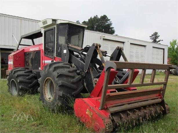 Wheel Mulchers Logging Equipment For Sale From Equipment USA - Tyler