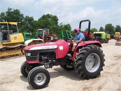 Used MAHINDRA Farm Equipment Auction Results - 815 Listings